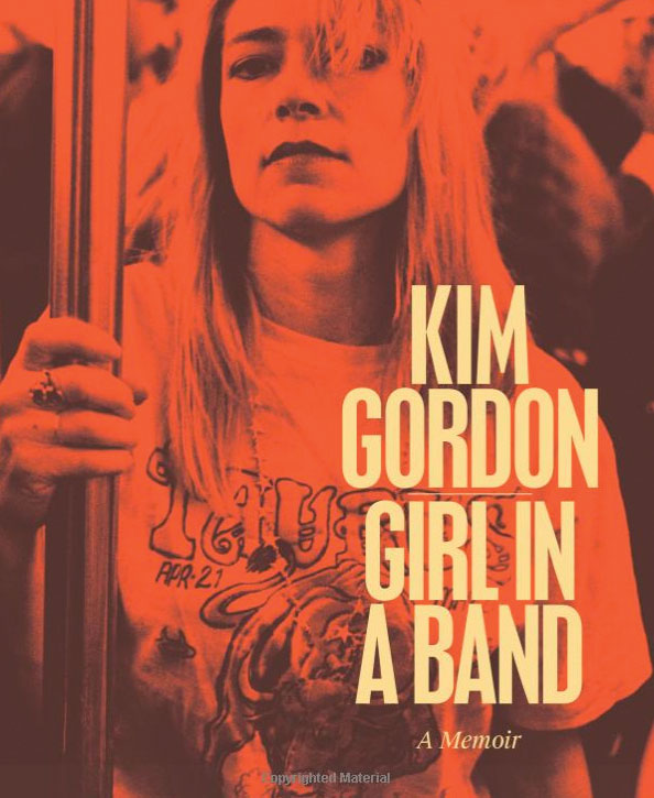 Holiday reading, Kim Gordon