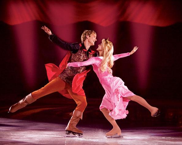 Disney on Ice, Princesses, Heroes, Frozen