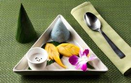 Mango Sticky Rice | Recipe by Chef  Yongyos Chimthep