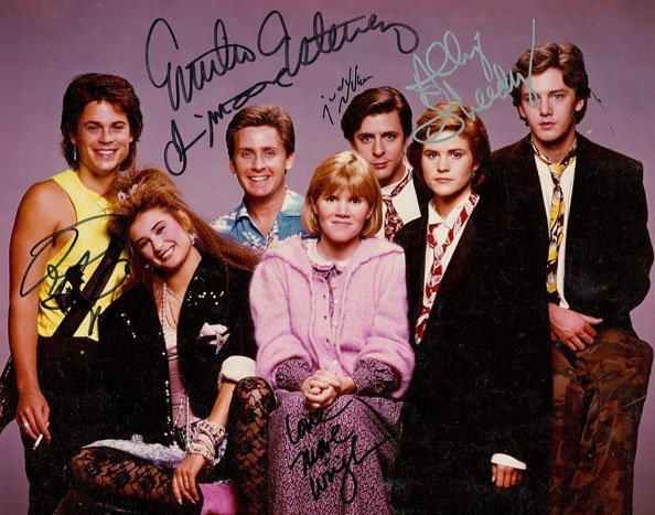 30 Years On Where Is The St Elmo S Fire Brat Pack Now