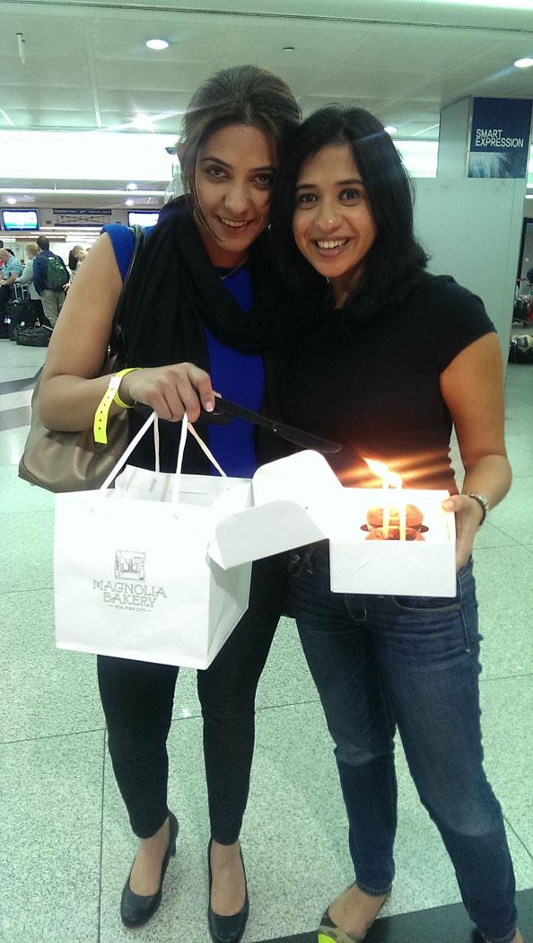Beema Jamal, Brinda Hora, International Friendship Day