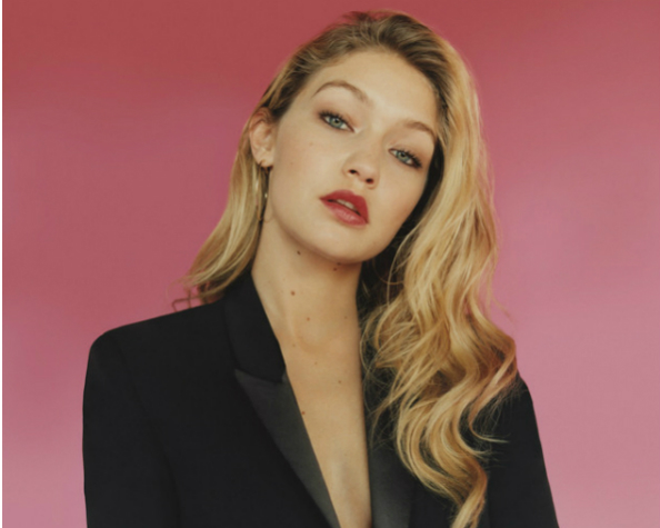 Gigi Hadid Face of Topshop