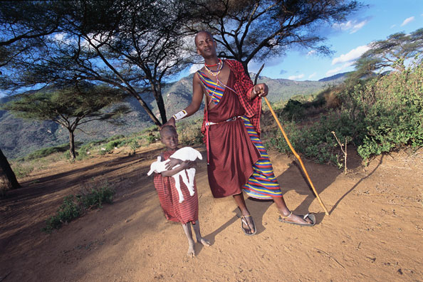 Travel, Holiday, Money, Tanzania, Corbis
