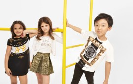 Young  Versace Autumn Winter 2015 Collection