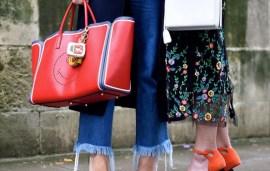 London Fashion Week Spring Summer 2016 Street Style