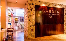 Garden | Restaurant Review