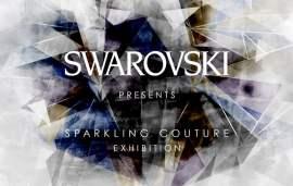 Exclusive: Swarovski Sparkling Couture Exhibition In Dubai