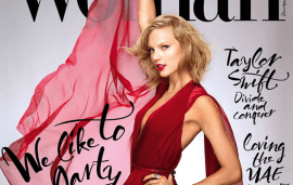 Emirates Woman December 2015: Meet Cover Star Taylor Swift & Discover What's Inside The Issue