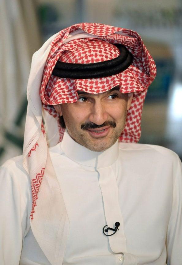 Prince Alwaleed bin Talal Donald Trump Twitter