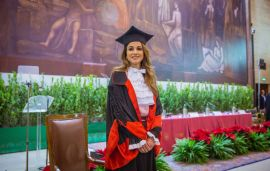 HM Queen Rania Receives Honorary Doctorate In Rome