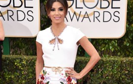 Lebanese Designers Rule The Golden Globes
