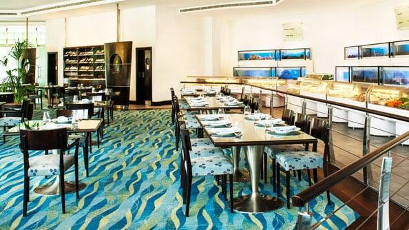 Le Meridien, Seafood Market, Valentine Meals