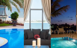 Top 5 Most Expensive Airbnbs In Dubai