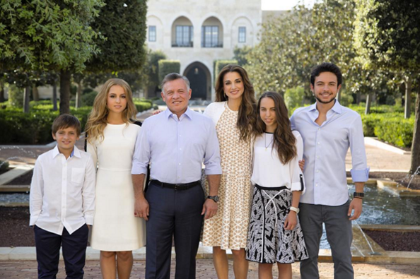 queen rania is coming to dubai