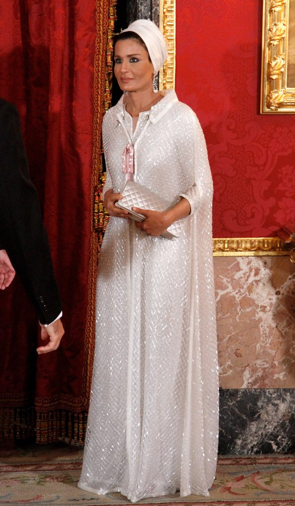 Most Stylish Middle East Royals Emirates Woman