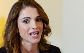 """Empower A Woman And You Empower A Society"" – Queen Rania"