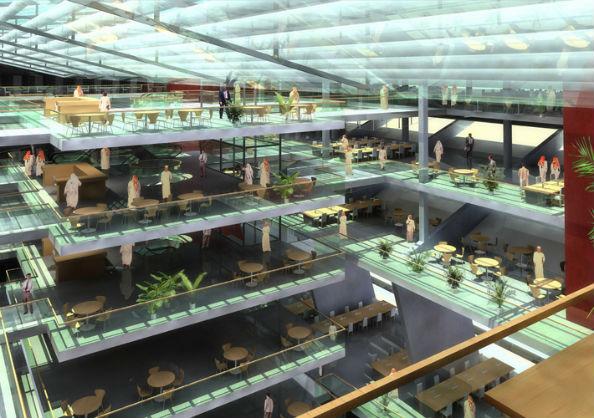 Mohammed bin Rashid Library