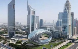 Dubai Voted One Of The World's Most Innovative Cities
