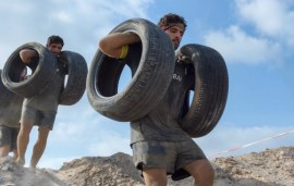 Watch Sheikh Hamdan Take On The Spartan Race