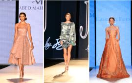 Arab Fashion Week: Day 1 Highlights