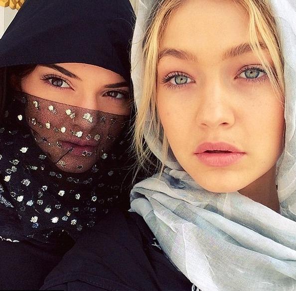 Kendall Jenner Gigi Hadid Dubai