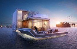 Dubai's Incredible Floating Seahorse Villas Ready For Sale