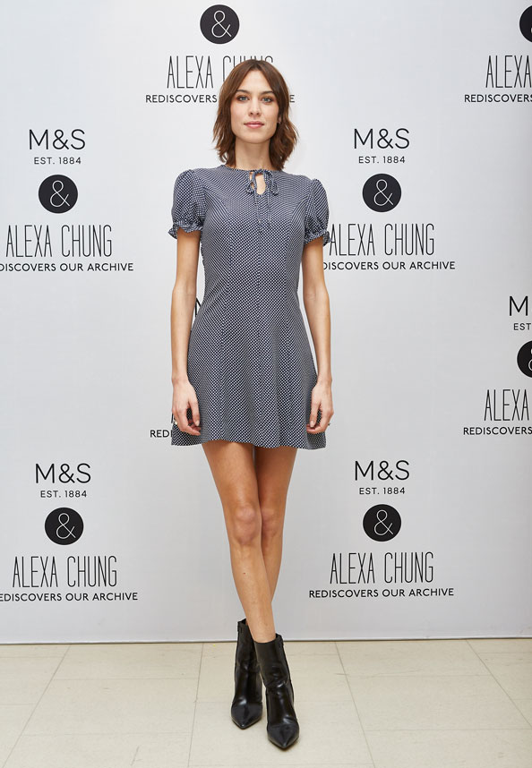 M&s Archive by Alexa Chung