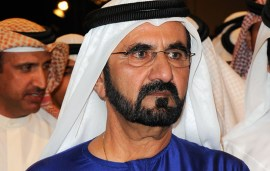 Sheikh Mohammed Talks About His Visions For The UAE… In English