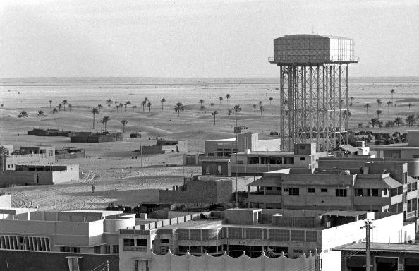 Dubai 1962 old dubai