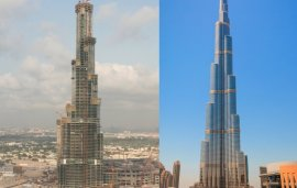 In Pics: Incredible Before And After Images Of Dubai