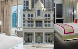 Inside Dubai's Trio Of Hot New Hotels