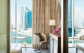 Here's A Sneak Peek Inside The Westin Dubai