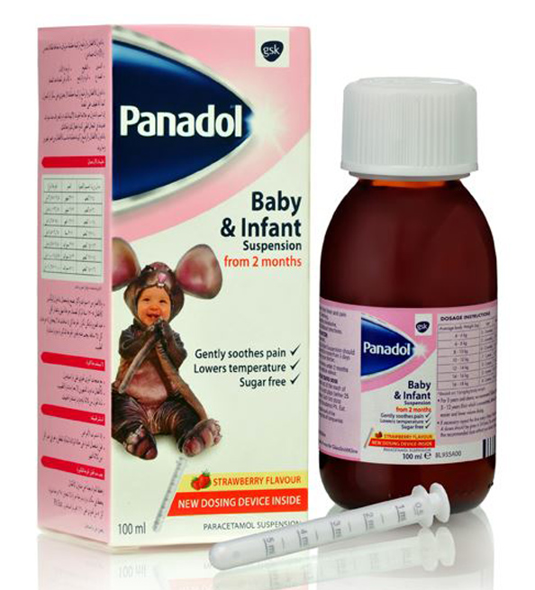 Panadol Baby and Infant
