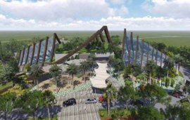 There Will Be A 1,000 Seat Theatre At The Upcoming Dubai Safari