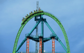 World's Largest Roller Coaster To Be Built In Dubai
