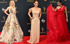 Copy These 5 Emmy Looks With Middle Eastern Designers