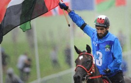 Why Sheikh Hamdan Is The UAE's Greatest Horseman