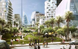 Take A Peek Inside Dubai's Futuristic New District