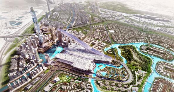 Meydan One mall
