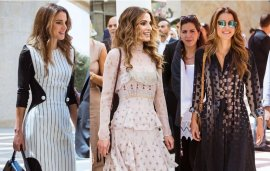 OK, We Need To Talk About Queen Rania's Outfits This Week