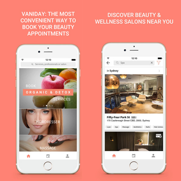 Make Booking In A Spa Session A Breeze With These Beauty Apps