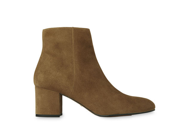 These suede boots are Jane's fave from the latest collection