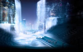Video & Images: Inside Dubai's First Aquatic Theatre La Perle By Dragone