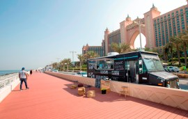 Dubai's Food Truck Scene Is About To Get A Lot More Scenic…