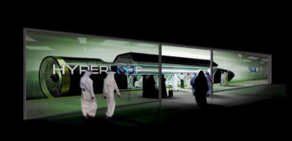 hyperloop dubai