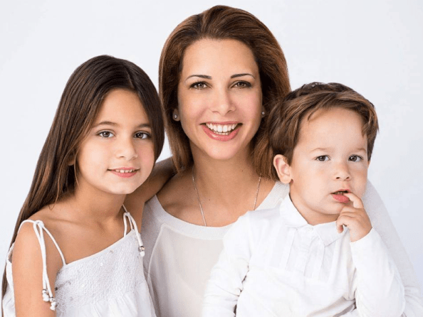 Princess Haya Opens Up About Family Life In Candid Interview
