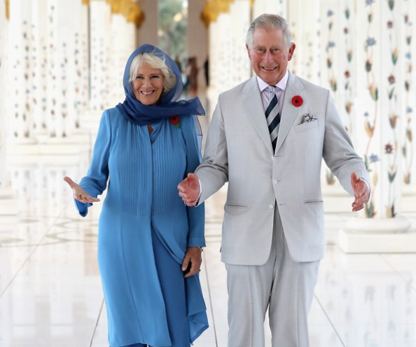 prince charles and camilla in abu dhabi