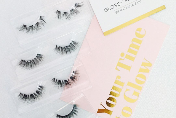 Glossy Make-Up