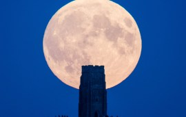 Get Ready, The Super Moon Of The Century Is Coming Tonight