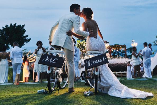 Samantha Francis Baker wedding